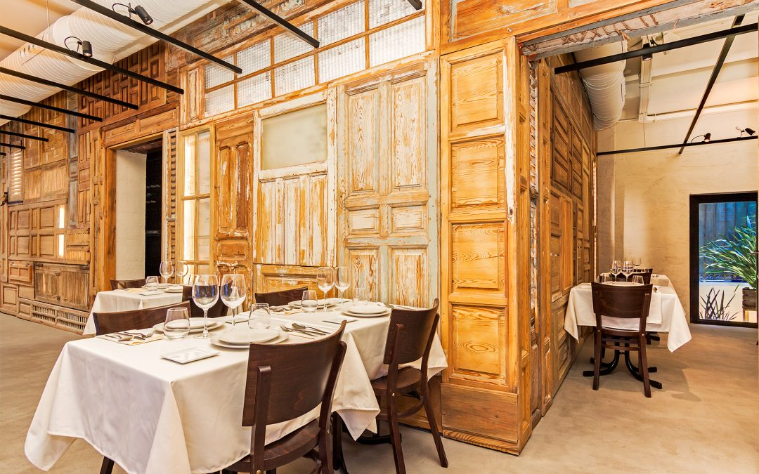 Fragua Sebin – Restaurante